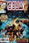 Generation X (1994) #29 cover