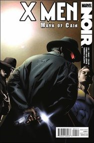 X-Men Noir: Mark of Cain (2009) #4