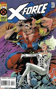 X-Force (1991) #42