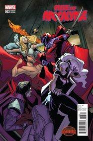 Age of Apocalypse #3 (Robbi Rodriguz variant)