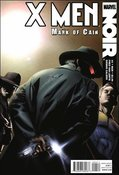 X-Men Noir: Mark Of Cain (2010) #4 cover