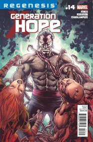 Generation Hope (2010) #14 cover