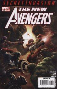 The New Avengers (2005) #43