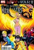 Incredible Hercules (2008) #125 cover