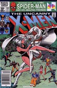 Uncanny X-Men (1963) #152