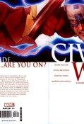Civil War (2006) #3 cover