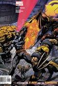 X-Men/Fantastic Four (2005) #1 cover