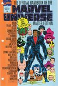 Official Handbook of the Marvel Universe Master Edition #28 cover