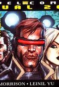 New X-Men Annual (2001) #1 cover