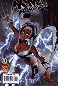 X-Men: Worlds Apart (2008) #4 cover