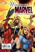 Women of Marvel: Celebrating Seven Decades #1 cover