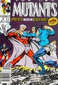 New Mutants (1983) #75 cover