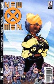 New X-Men (2001) #119