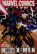 Origins of Marvel Comics: X-Men #1 cover