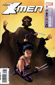 New X-Men (2004) #36 cover