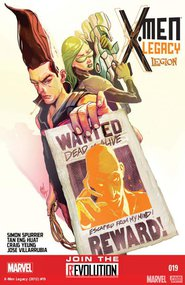 X-Men Legacy (2012) #19 cover