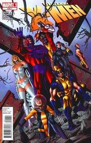 Uncanny X-Men (1963) #534.1 cover