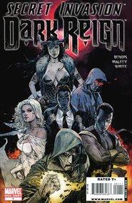Secret Invasion: Dark Reign (2008) #1