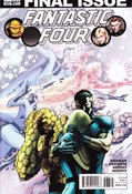 Fantastic Four (1961) #588 cover
