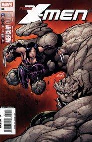 New X-Men (2004) #34