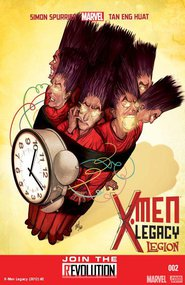 X-Men Legacy (2012) #2 cover