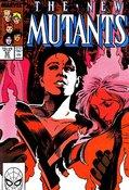 New Mutants (1983) #62 cover