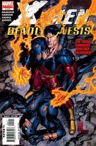 X-Men: Deadly Genesis (2005) #5