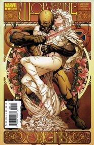 Wolverine: Origins (2006) #5 cover