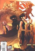 Young X-Men (2008) #12 cover