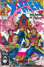 Uncanny X-Men (1963) #282