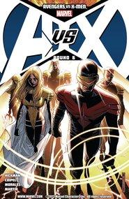 Avengers Vs. X-Men (2012) #6