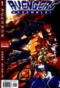Marvel Mangaverse: Avengers Assemble (2002) #1 cover