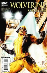 Wolverine Origins (2006) #42