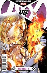 Avengers Vs. X-Men (2012) #7
