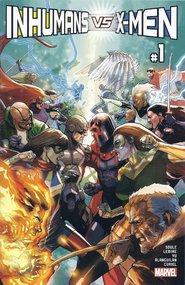 Inhumans vs. X-Men (2016) #1