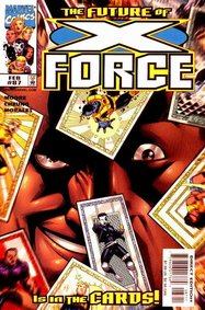 X-Force (1991) #87