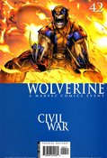 Wolverine (2003) #42 cover