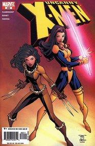 Uncanny X-Men (1963) #460