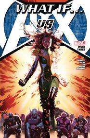 What If? Avengers Vs. X-Men (2013) #3 cover