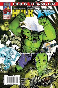 Hulk Team-Up (2009) #1