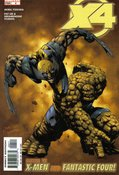 X-Men/Fantastic Four (2005) #4 cover