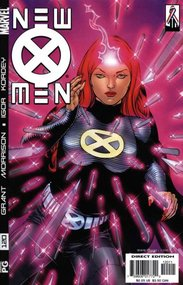 New X-Men (2001) #120