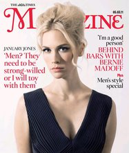 The Times Magazine #0