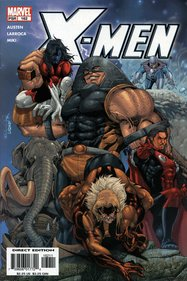 X-Men (2004) #162