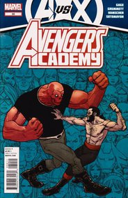 Avengers Academy (2010) #30