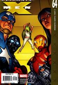 Ultimate X-Men (2001) #64 cover