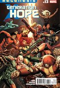 Generation Hope  (2010) #13 cover