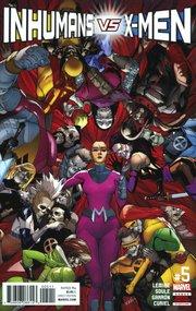 Inhumans vs. X-Men (2016) #5