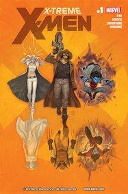 X-Treme X-Men (2012) #1