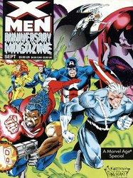 X-Men Anniversary Magazine (1993) #1